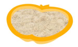 Sandkastenapfel